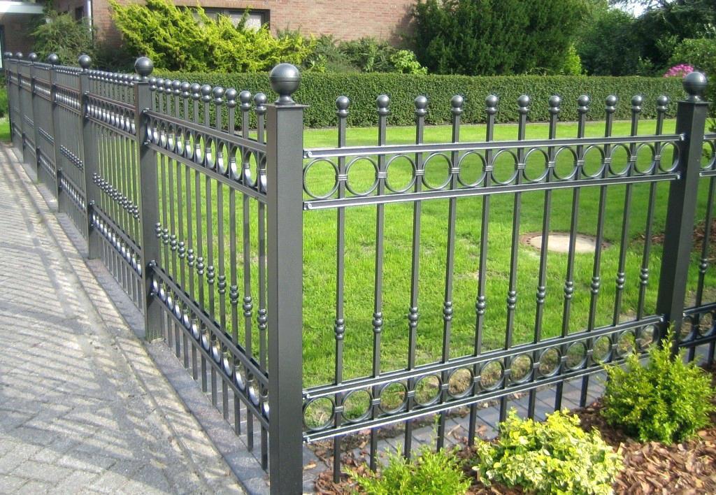 Wrought Iron Fence Phoenix Security Doors Company